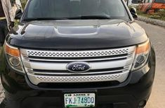 Sell used 2013 Ford Explorer automatic at price ₦3,700,000
