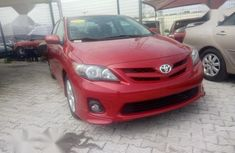 Sell neatly used 2012 Toyota Corolla at mileage 100,110