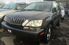 Sell high quality 1999 Lexus RX automatic in Lagos