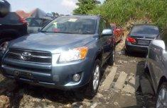 Very sharp neat blue 2010 Toyota RAV4 for sale in Lagos