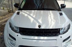 Land Rover Range Rover Evoque 2014 White for sale