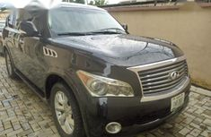 Infiniti QX 2011 Black for sale
