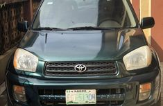 Toyota RAV4 2002 Automatic Green for sale