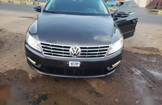 Sell used black 2013 Volkswagen CC sedan at cheap price