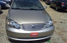 Need to sell used 2007 Toyota Corolla sedan automatic at cheap price