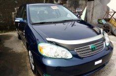 Sell used 2007 Toyota Corolla sedan at mileage 85,000