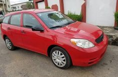 Need to sell used 2004 Toyota Matrix suv automatic at cheap price