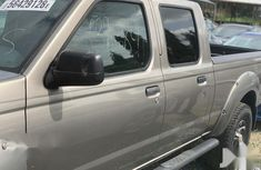 Very sharp neat gold 2005 Nissan Frontier automatic for sale