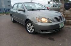 Toyota Corolla 2004 Green for sale