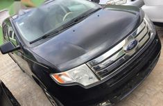 Sell black 2008 Ford Edge suv automatic