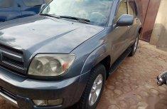 Toyota 4-Runner Limited V6 2005 Gray for sale