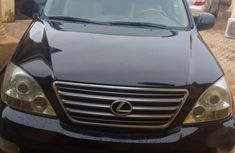 Sell black 2005 Lexus GX automatic in Abuja at cheap price
