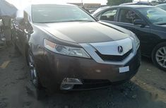 2010 Acura TL sedan automatic at mileage 1 for sale