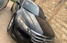 Black 2011 Honda Accord CrossTour car at attractive price in Akure