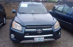 Selling 2011 Toyota RAV4 automatic at mileage 65,000 in Abuja