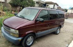 Well maintained 2000 Chevrolet Astro automatic at mileage 8,500 for sale