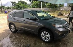 Well maintained 2012 Honda CR-V automatic for sale at price ₦3,700,000