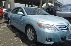 Best priced blue 2007 Toyota Camry sedan automatic