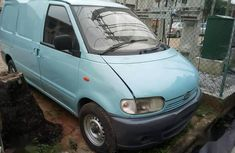 Sell blue 2003 Nissan Vanette van manual at mileage 130,000
