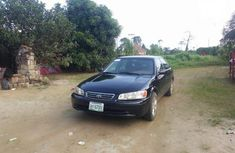 Toyota Camry 2000 Black for sale