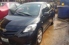 Sell used 2009 Toyota Yaris manual at mileage 88,000 in Lagos