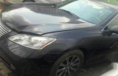 Need to sell cheap used black 2008 Lexus ES sedan automatic