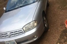 Clean grey 2002 Kia Sephia automatic car at attractive price