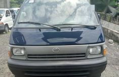 Used blue 2000 Toyota HiAce manual for sale at price ₦3,500,000
