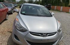 Sell used grey 2011 Hyundai Elantra sedan automatic in Abuja
