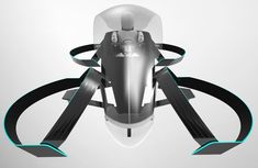 Toyota Patents Design for Flying Car With Rotor Blades