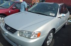Used 2001 Toyota Corolla at mileage 120,000 for sale in Lagos