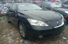 Well maintained 2008 Lexus ES sedan automatic for sale in Lagos