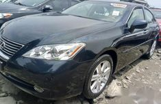 Used black 2008 Lexus ES automatic at mileage 85,000 for sale