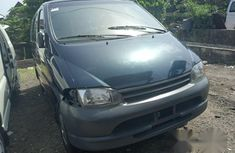 Sell authentic used 2000 Toyota HiAce manual