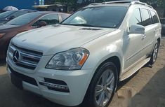 Sell 2011 Mercedes-Benz GL450 at price ₦11,600,000