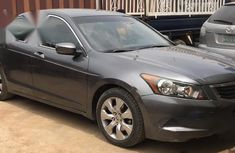 Sell used 2008 Honda Accord automatic in Lagos