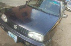 Volkswagen Golf 2000 Blue for sale