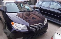 Sparkling cheap used 2007 Hyundai Elantra manual at mileage 85,000