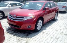 Sell well kept 2013 Toyota Venza at mileage 79,245 in Lagos