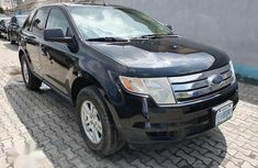 Black 2008 Ford Edge for sale at price ₦2,000,000 in Lagos