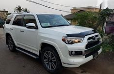 Used 2018 Toyota 4-Runner automatic at mileage 18 for sale in Lagos
