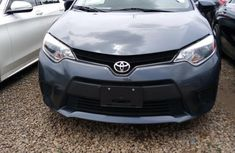 Toyota Corolla 2015 Blue for sale