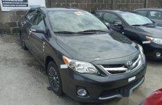 Used 2010 Toyota Corolla sedan automatic for sale in Lagos