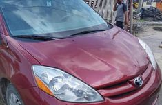 Clean direct used red 2008 Toyota Sienna automatic