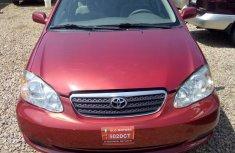 Sell used 2007 Toyota Corolla sedan automatic