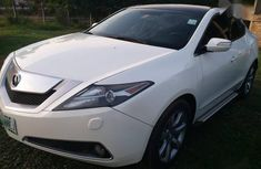 Sell cheap white 2012 Acura ZDX automatic