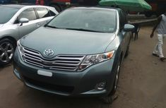Toyota Venza 2010 Green for sale