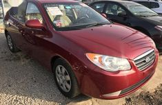 Sell super clean red 2007 Hyundai Elantra automatic