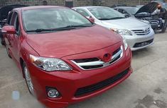 Need to sell high quality red 2010 Toyota Corolla sedan automatic