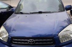 Toyota RAV4 2004 Blue for sale